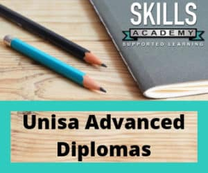 unisa advanced diplomas