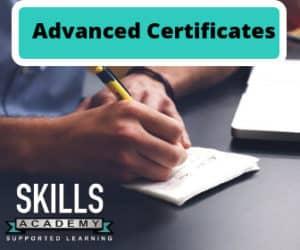 Unisa Advanced Certificates