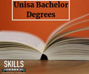unisa bachelor degrees