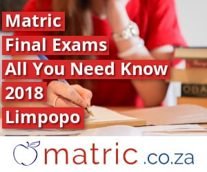 Limpopo Matric Final Exams 2018