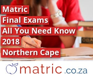 Northern Cape Matric Final Exams 2018