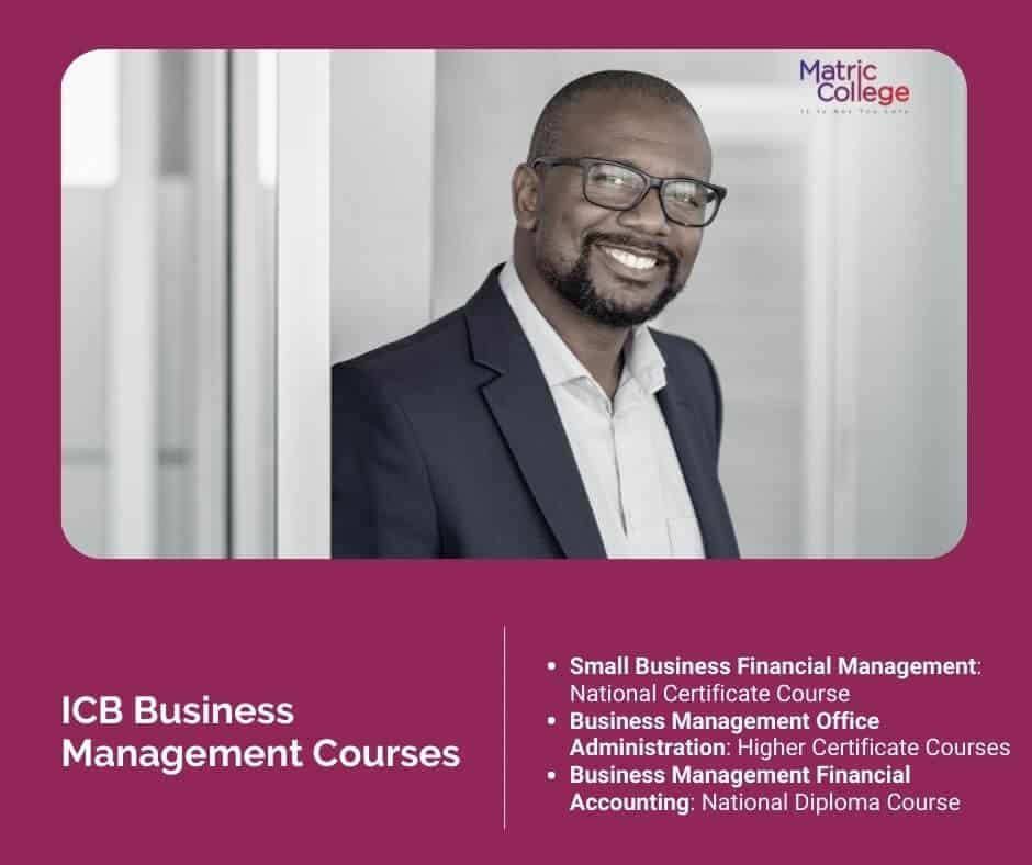 ICB Business Management Courses
