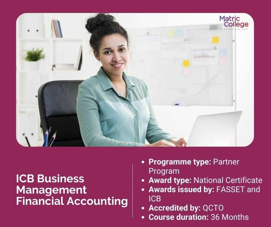 ICB Business Management Financial Accounting
