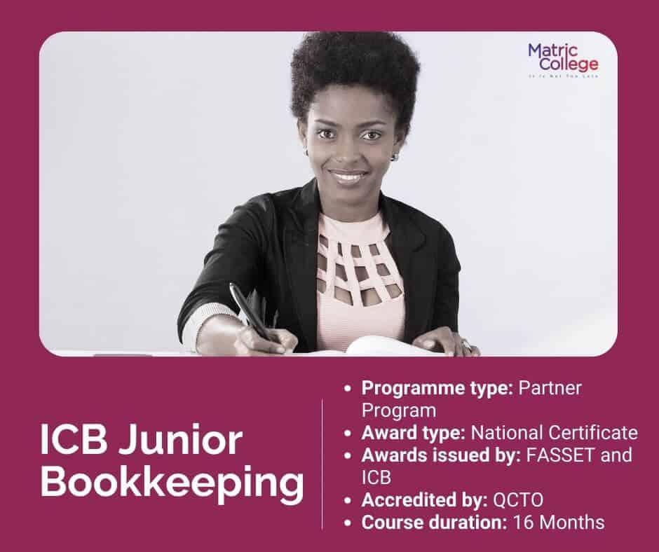 ICB Junior Bookkeeping