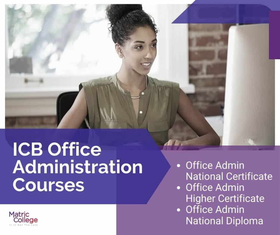 ICB Office Administration Courses