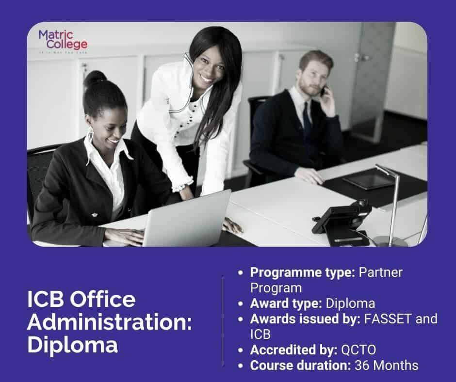 ICB Office Administration Diploma