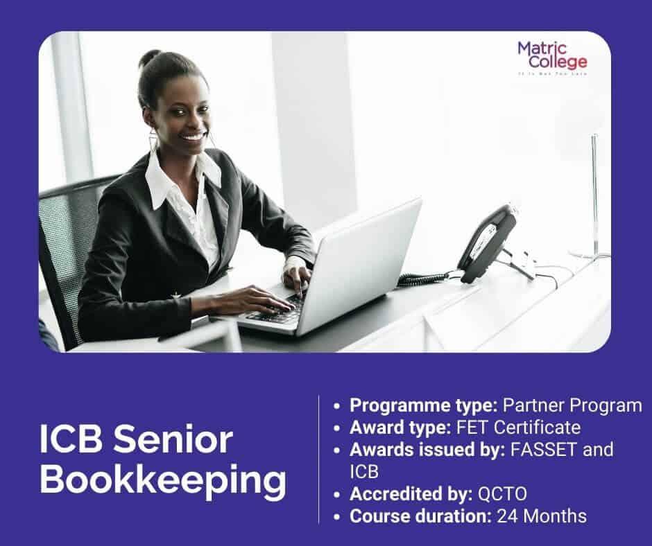 ICB Senior Bookkeeping