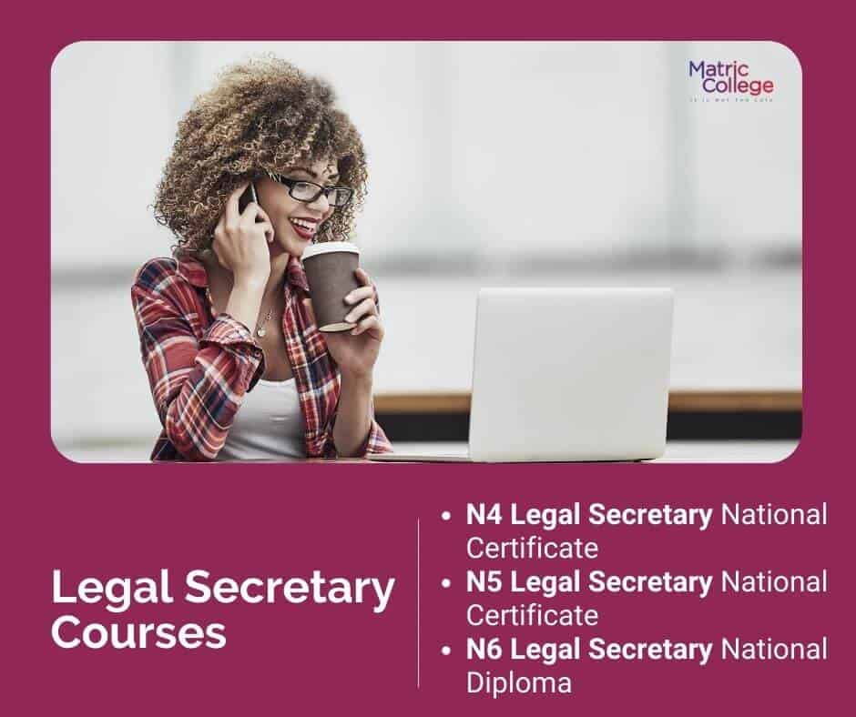 Legal Secretary Courses