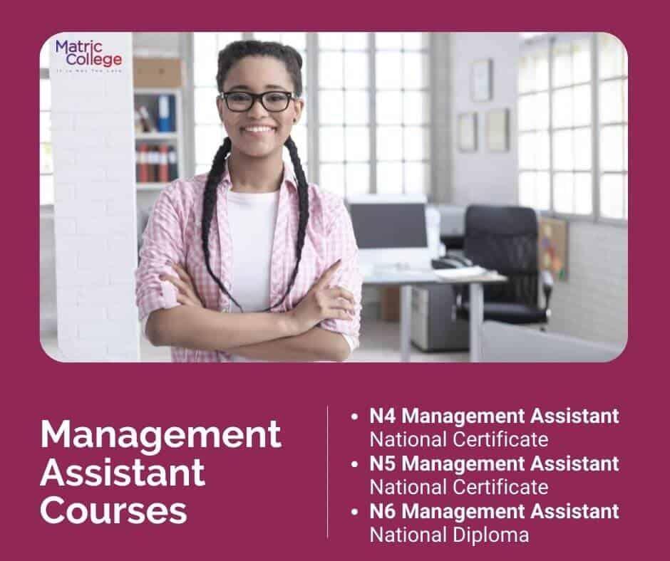 Management Assistant Courses