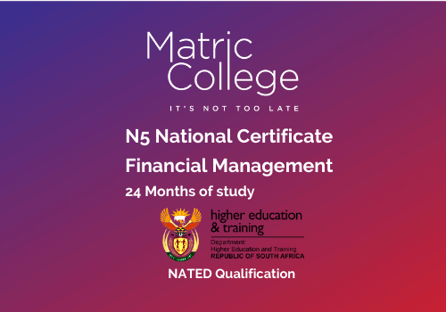 N5 Financial Management National Certificate NATED