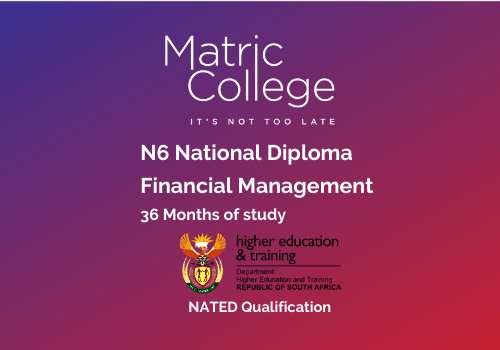 N6 Financial Management National Diploma NATED