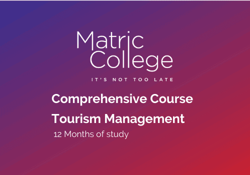 Tourism Management Course