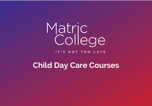 Child Day Care Courses