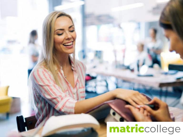 Learn more about nail care courses and how to look after nails