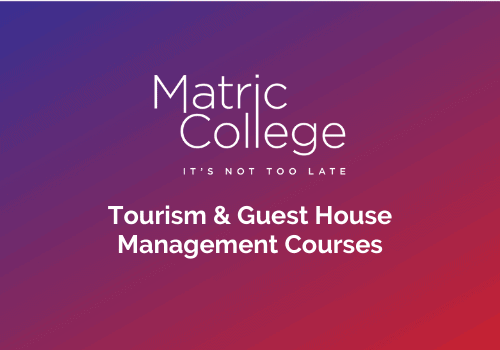 Tourism and Guest House Management Courses