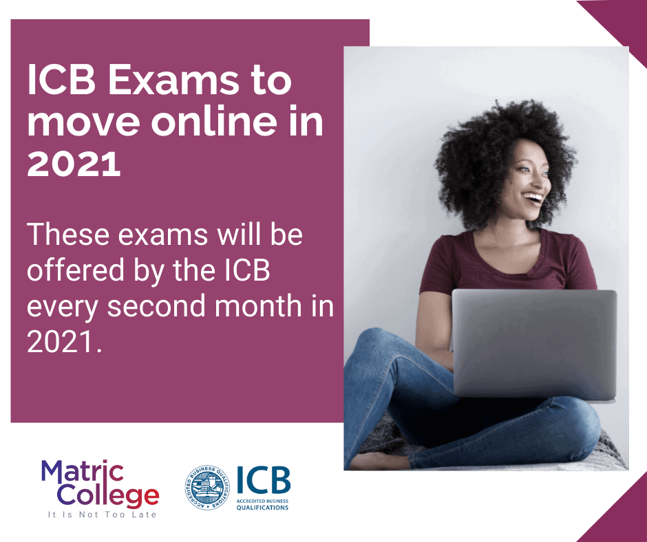 ICB Exams to move online in 2021