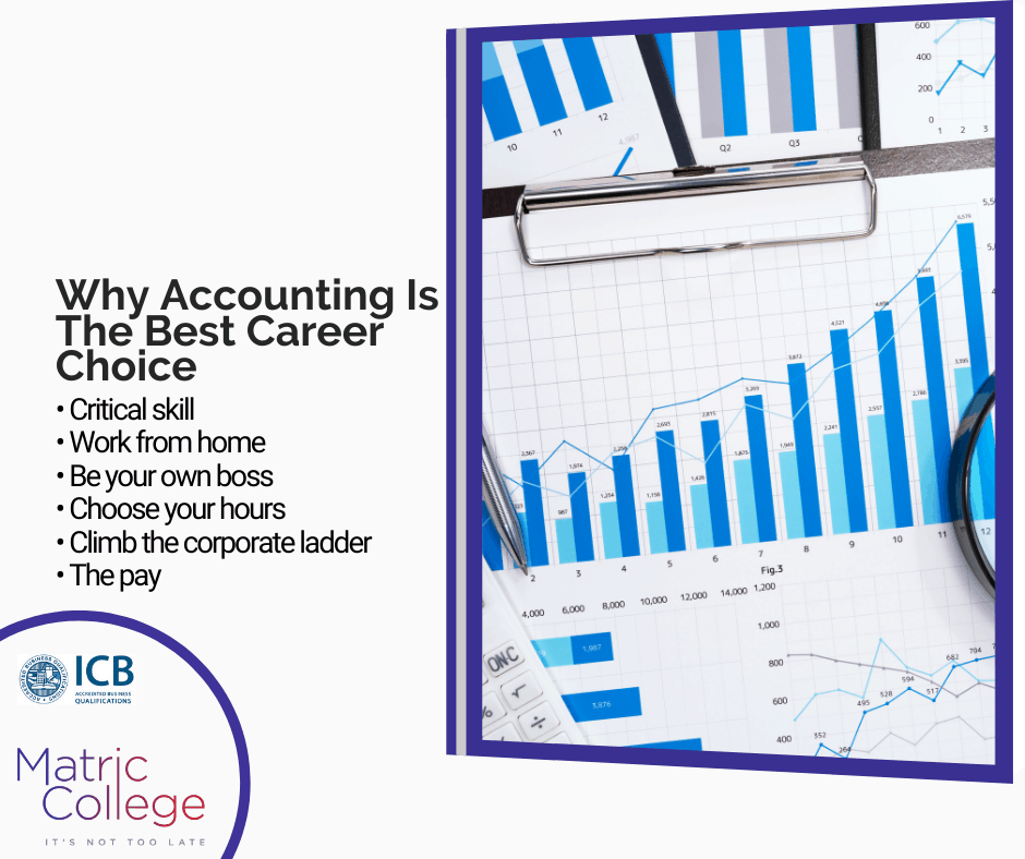 Why Accounting Is The Best Career Choice