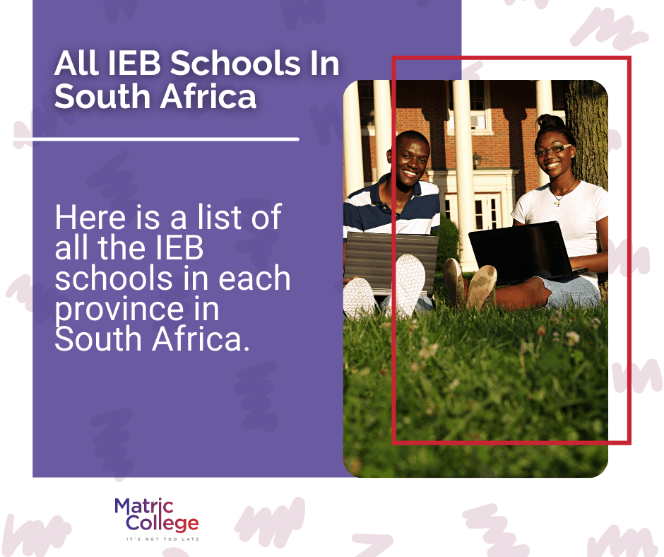 All IEB Schools In South Africa