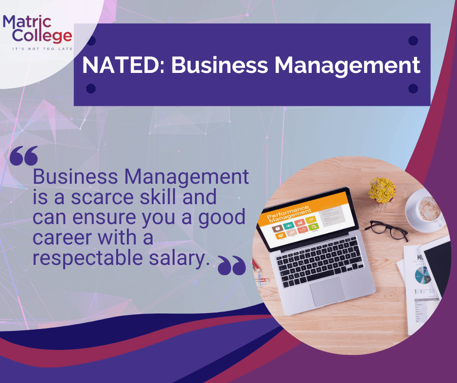 NATED: Business Management