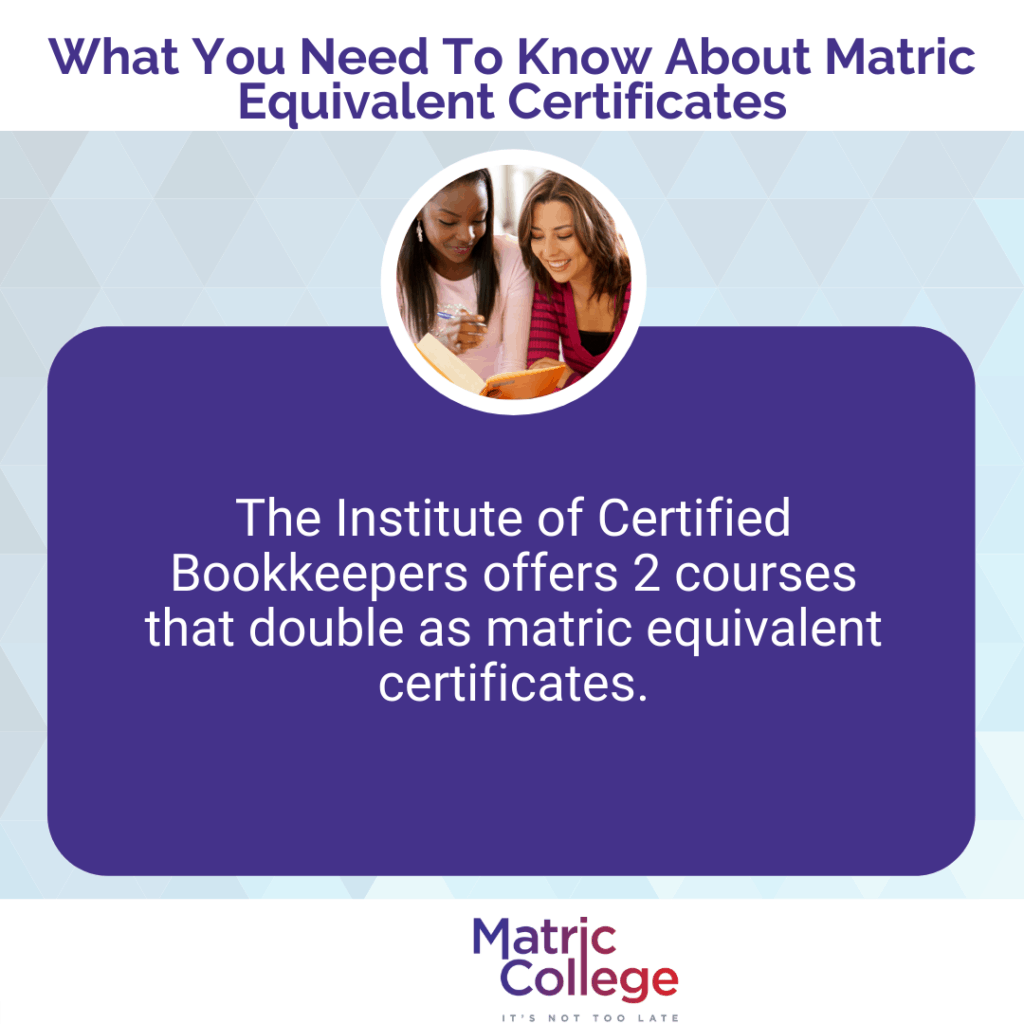 What You Need To Know About Matric Equivalent Certificates