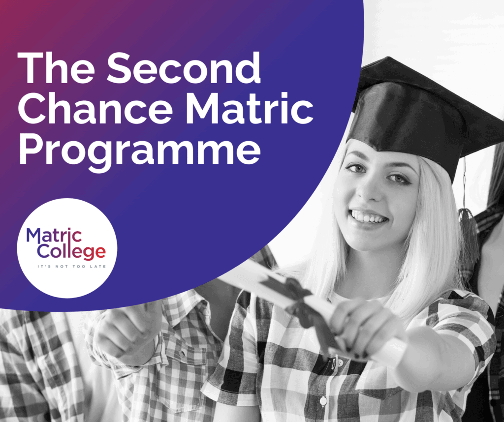 The Second Chance Matric Programme
