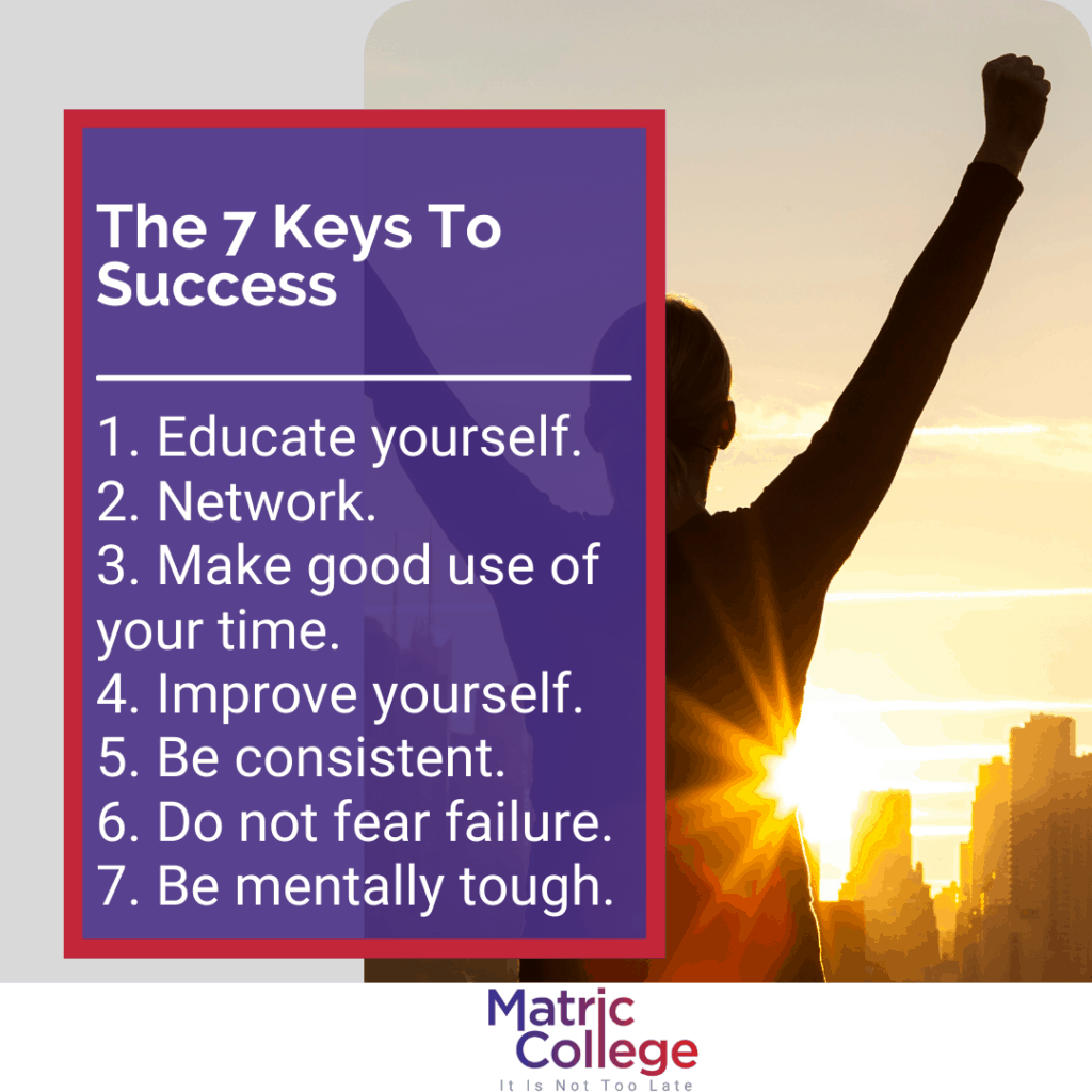 The_7_Keys_To_Success