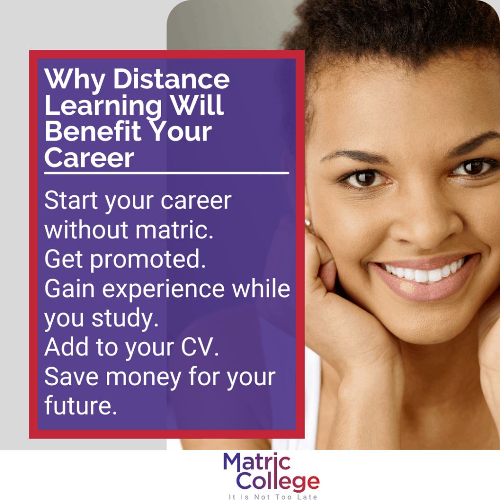 Why Distance Learning Will Benefit Your Career